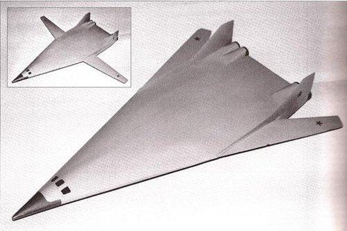 Desain pesawat bomber PAK DA Rusia