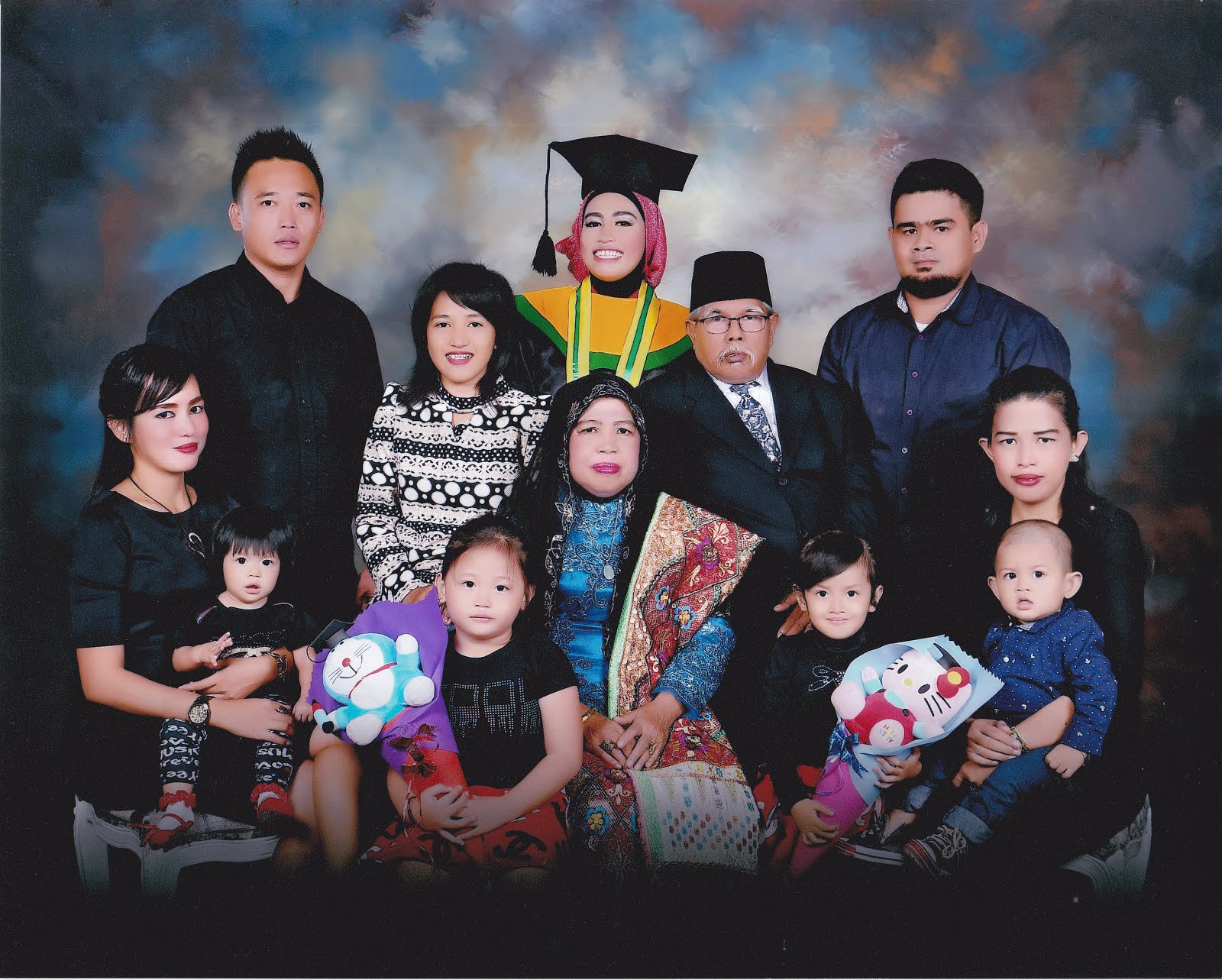 My Family My Spirit