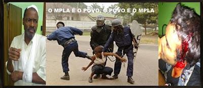 Os angolanos (não) comem e calam. Até quando aceitarão ser escravos do regime?