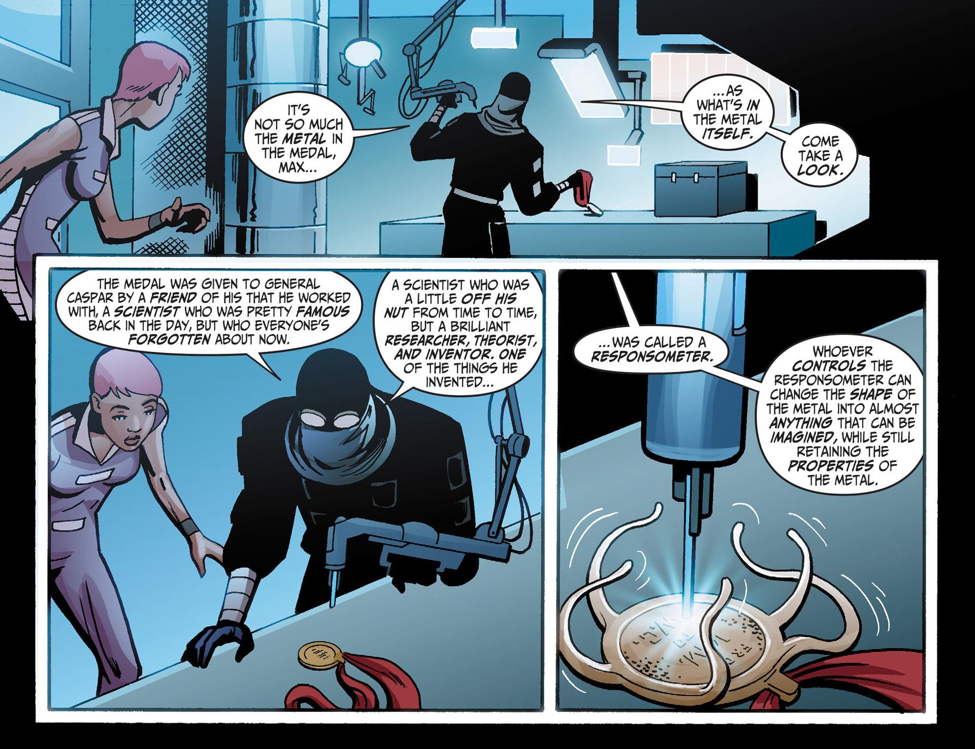 Batman Beyond (2012) Issue #21 #21 - English 9