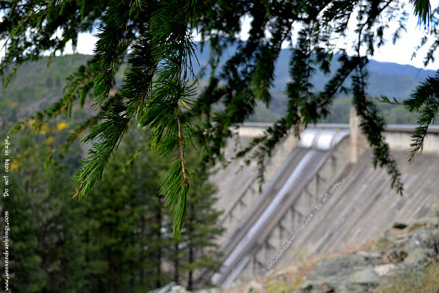 Weekend Ramblings Snapshot Love:  Shasta Dam, Redding, California