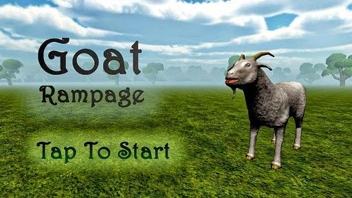 Goat Rampage V1.3 Apk