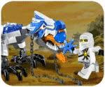 Ninja Lego và cuộc chiến bất tử, game hanh dong