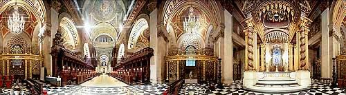 Tempat Wisata Di Inggris - St. Paul's Cathedral (Katedral Santo Paulus) - Altar