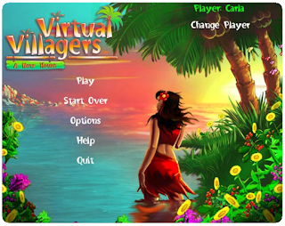 Game untuk anak perempuan virtual villagers &;a new home&; untuk pc