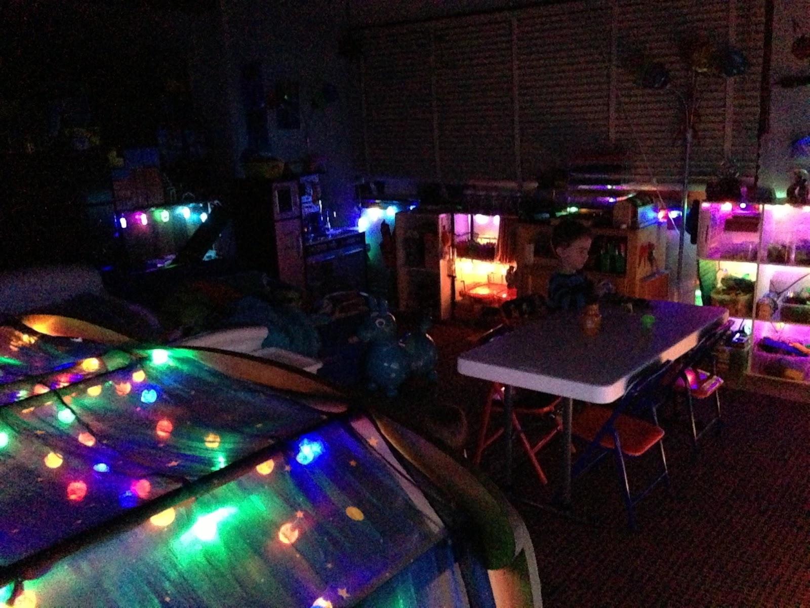 Led Christmas Lights Target