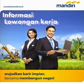 Loker PT Bank Mandiri Tbk