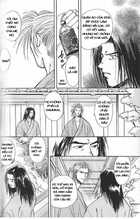 Soshite Haru No Tsuki chap 2 - Trang 19