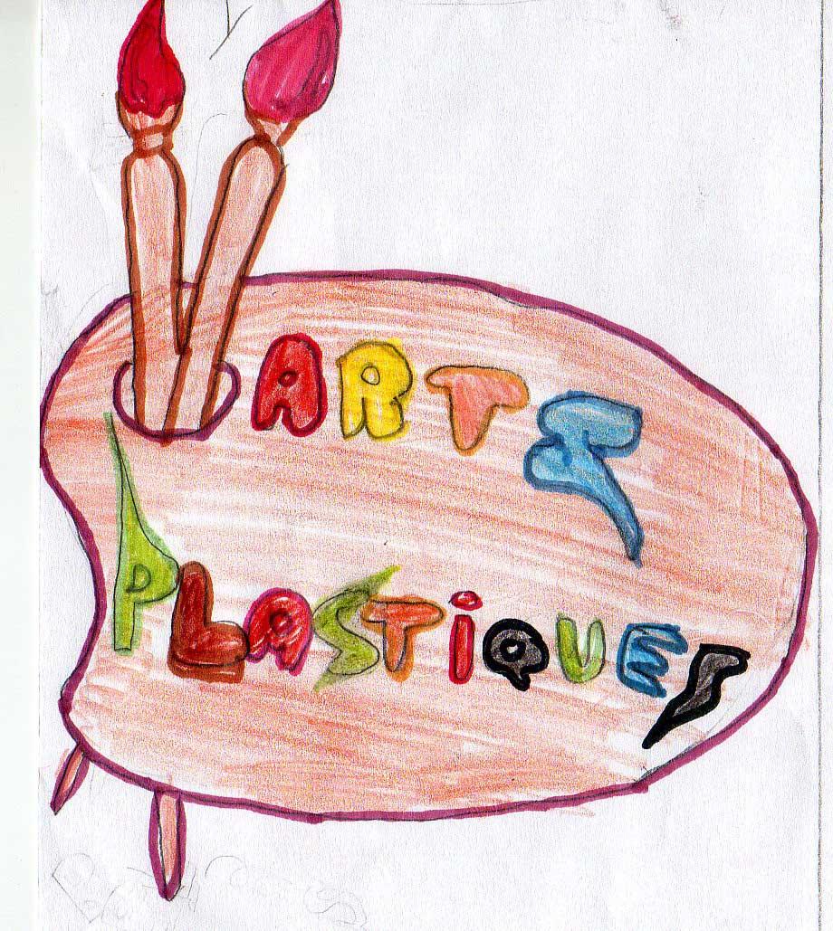 55 minutes d 39 arts plastiques 4 la salle d 39 arts plastiques dessin logotype insigne - Dessin art plastique a imprimer ...