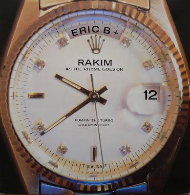 Eric B. & Rakim – As The Rhyme Goes On (VLS) (1987) (320 kbps)