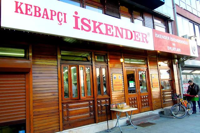 best iskender istanbul