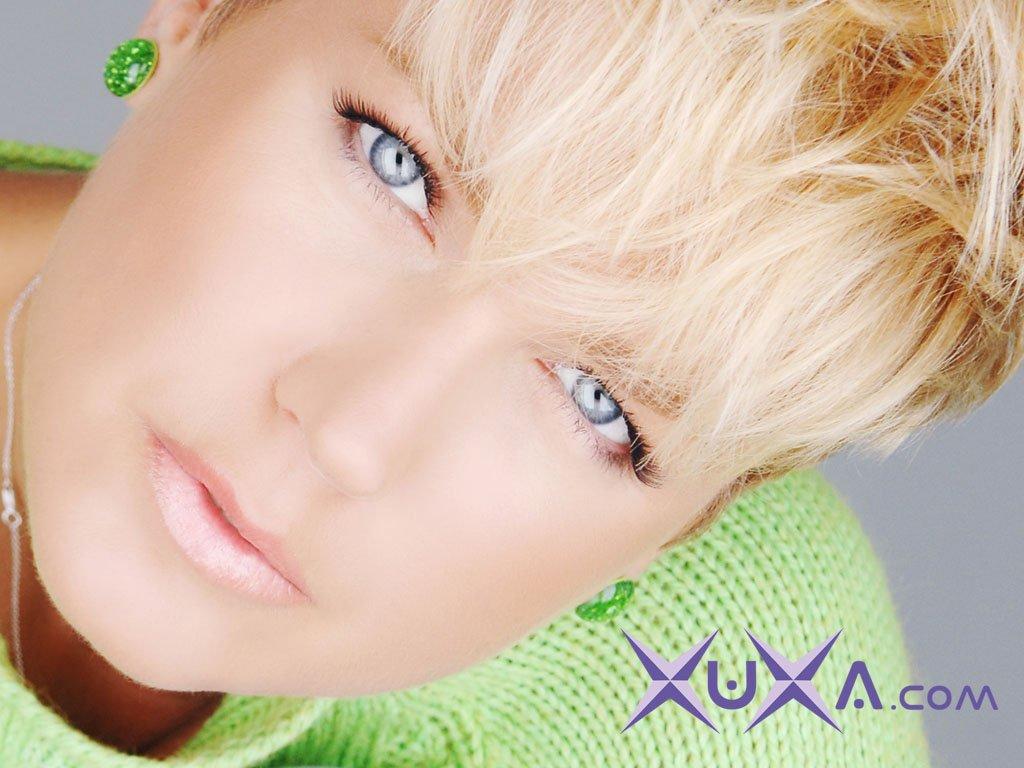 Xuxa Jovem para o publico jovem e