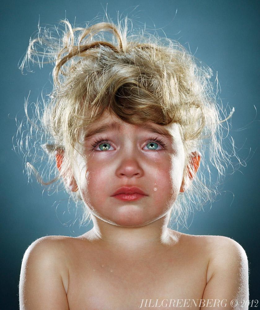 Фото плачущей маленькой девочки 18 фотография