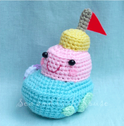 Amigurumi Boat Related Keywords & Suggestions - Amigurumi Boat Long ...