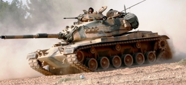ΦΛΕΓΕΤΑΙ η ΣΥΡΙΑ: Η Συριακή κυβέρνηση απαιτεί να φύγουν οι Τουρκικές δυνάμεις από την χώρα!