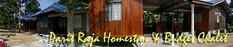 Parit Raja Homestay