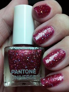 Pantone Universe + Sephora Persian Red