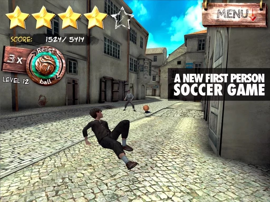 SOCCERiNHO (SOCCER / FOOTBALL) v1.1.8 [Full]