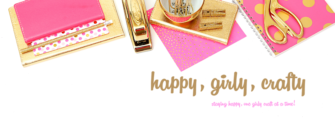 happy  girly  crafty