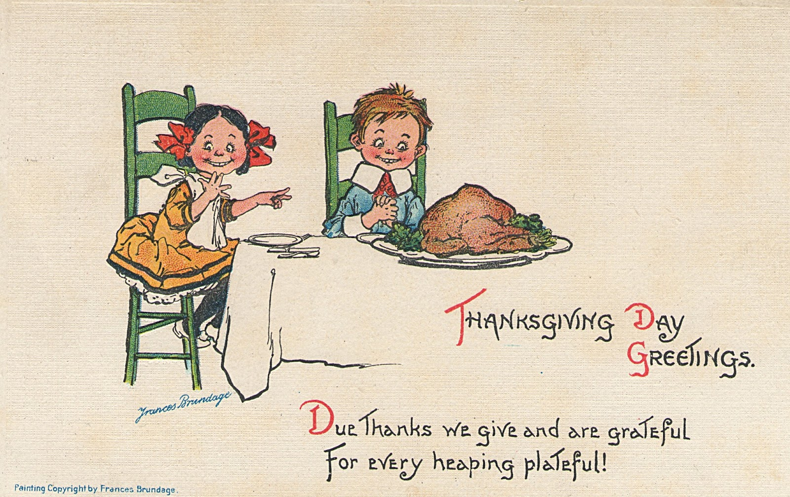 Thanksgiving Countdown: Kids in the kitchen