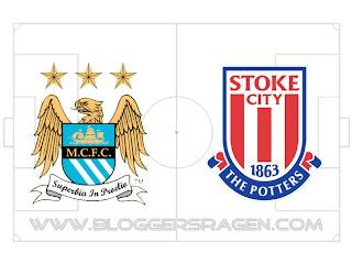 Prediksi Pertandingan Manchester City vs Stoke City