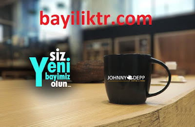 JOHNNY DEPP COFFEE FOOD Bayilik İlanı