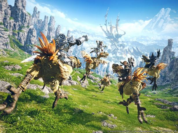 Vídeo De Final Fantasy XIV: A Realm Reborn Nos Hablan De Las Partys