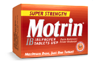 Canadian Motrin Trial Offer