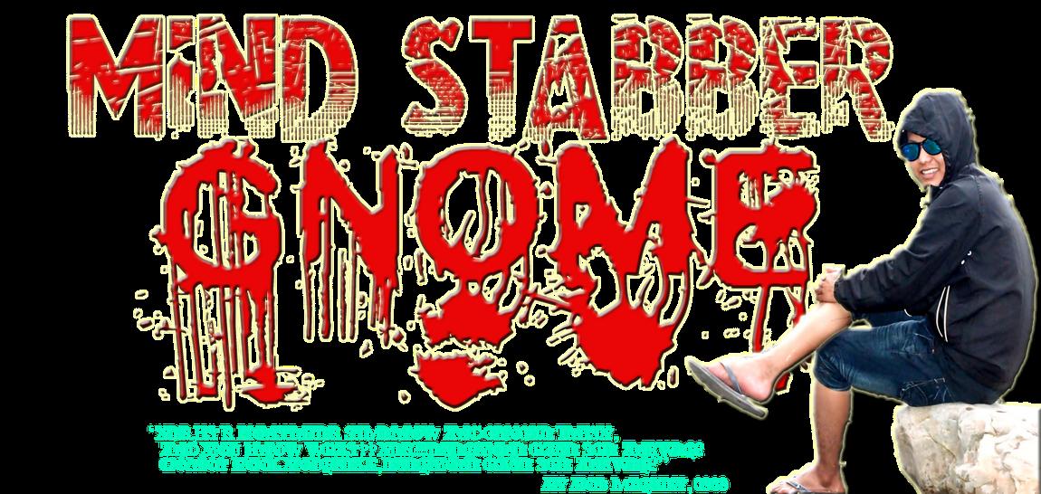 THE MIND STABBER