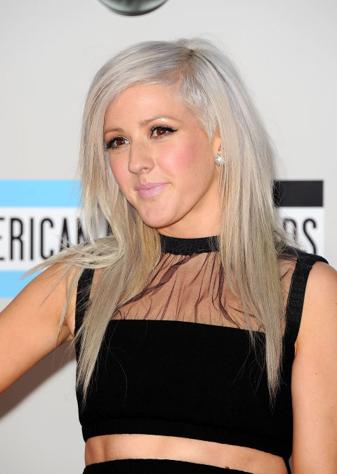 Couleur cheveux blond platine gris