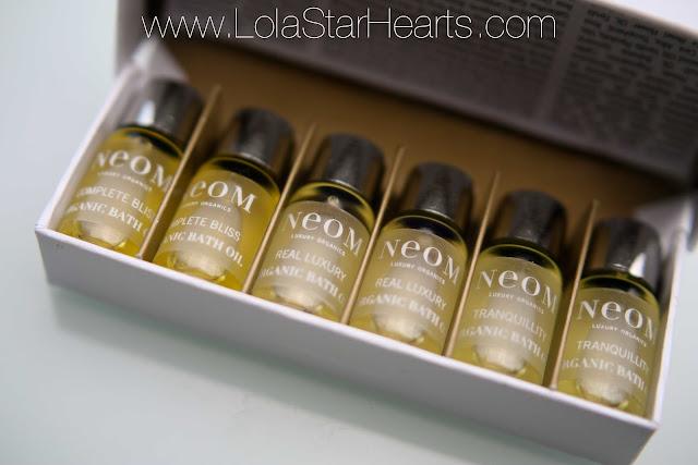neom luxury organic bath shower oil indulgence set complete bliss tranquillity real luxury zalando womens beauty body care
