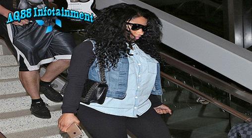 Sebuah kabar mengejutkan datang dari rapper bertubuh aduhai, Nicki Minaj. Seperti yang dilansir Media Take Out, pelantun Anaconda itu kini dikabarkan tengah berbadan dua hasil hubungannya dengan pacarnya, Meek Miill.
