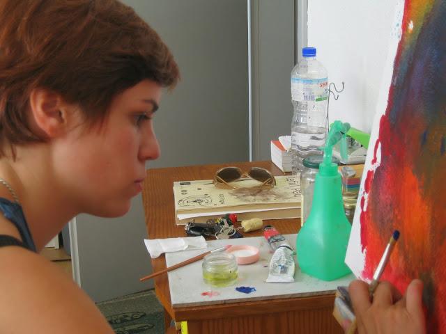 Pelo atelier de Ana Camilo :)