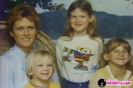 Diane Downs dan ketiga anaknya