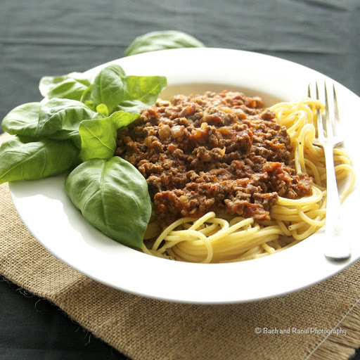 Cook Off Winning Spaghetti Bolognese!