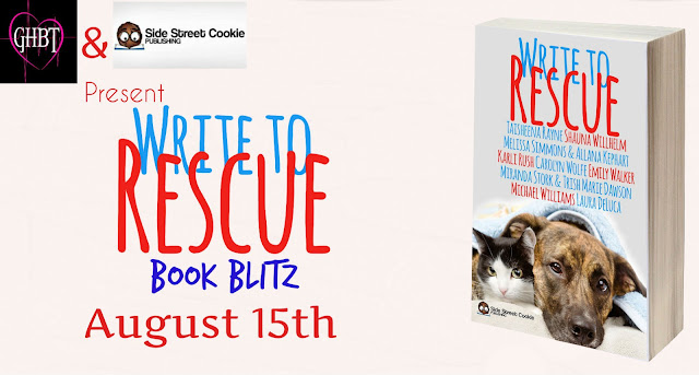 Write to Rescue Anthology!