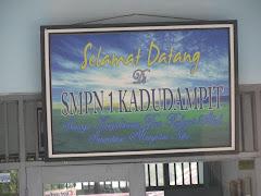 SMPN 1 Kadudampit
