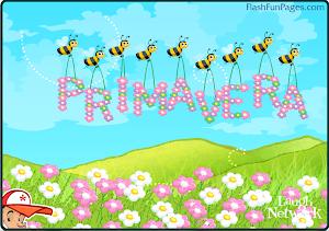 Pincha en la imagen y que las abejas  pongan tu nombre