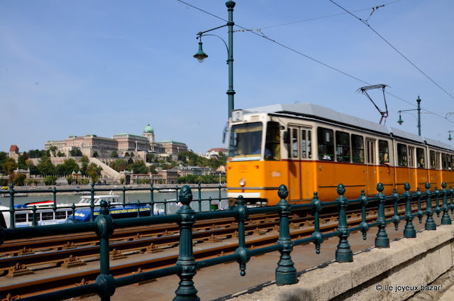 Budapest - le tram
