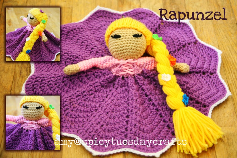 Free Crochet Patterns Disney : spicy tuesday crafts: More notes for the Princess ...