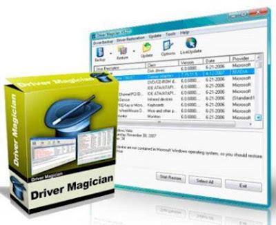Driver Magician Lite 3.95 Portable