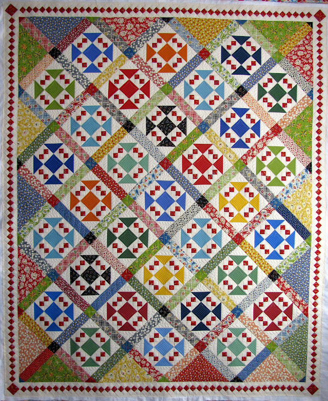 The Secret Life of Mrs. Meatloaf: Leslie's American Jane quilt : traditional american quilts - Adamdwight.com