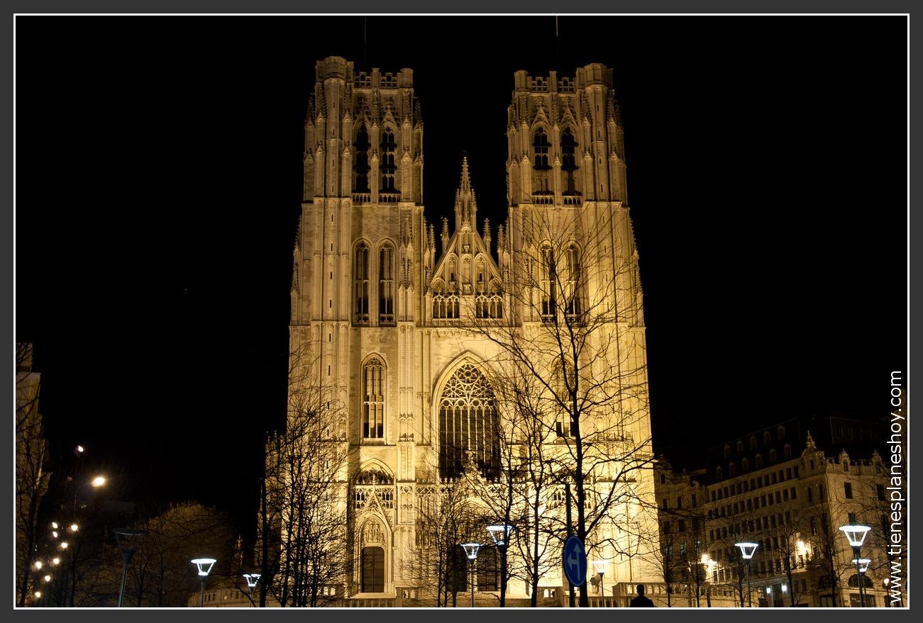 Catedral de Bruselas (San Miguel y Sta Gúdula)