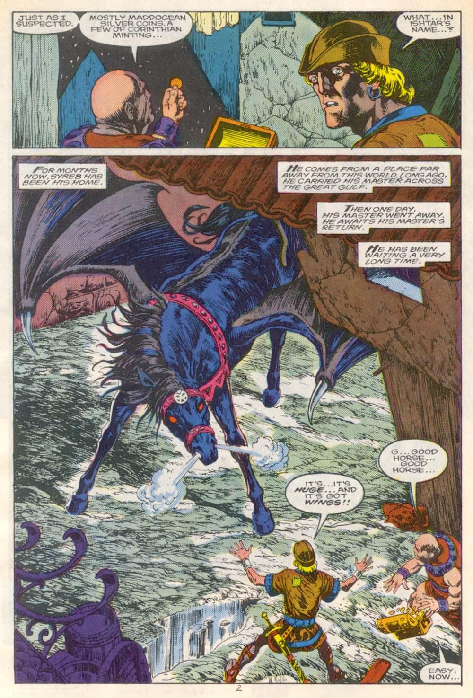Conan the Barbarian (1970) Issue #209 #221 - English 3