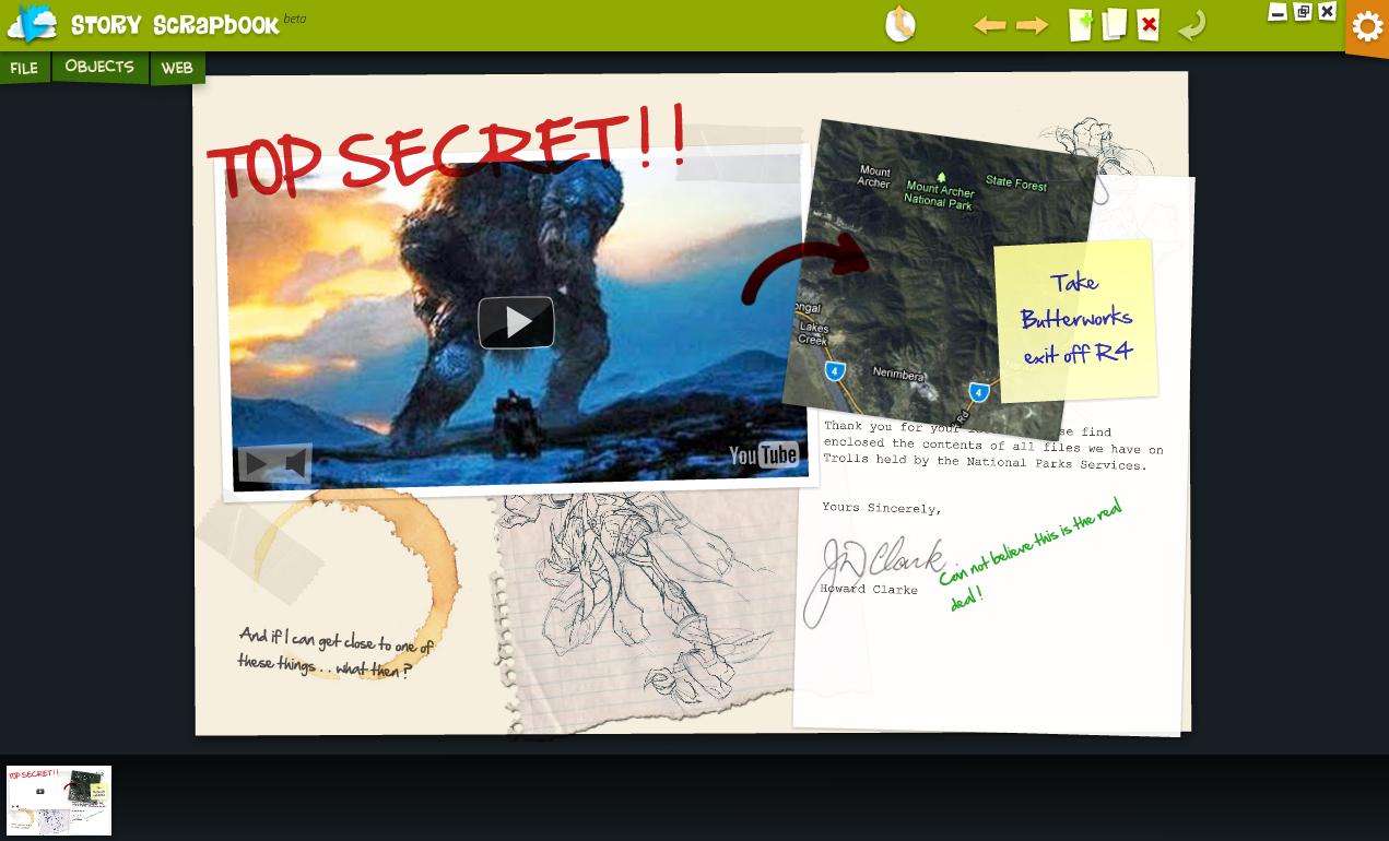 Story Scrapbook Digital Storytelling App Tristan Bancks