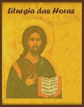 Acompanhe a Liturgia das Horas