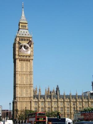 Grumpy Cat Big Ben