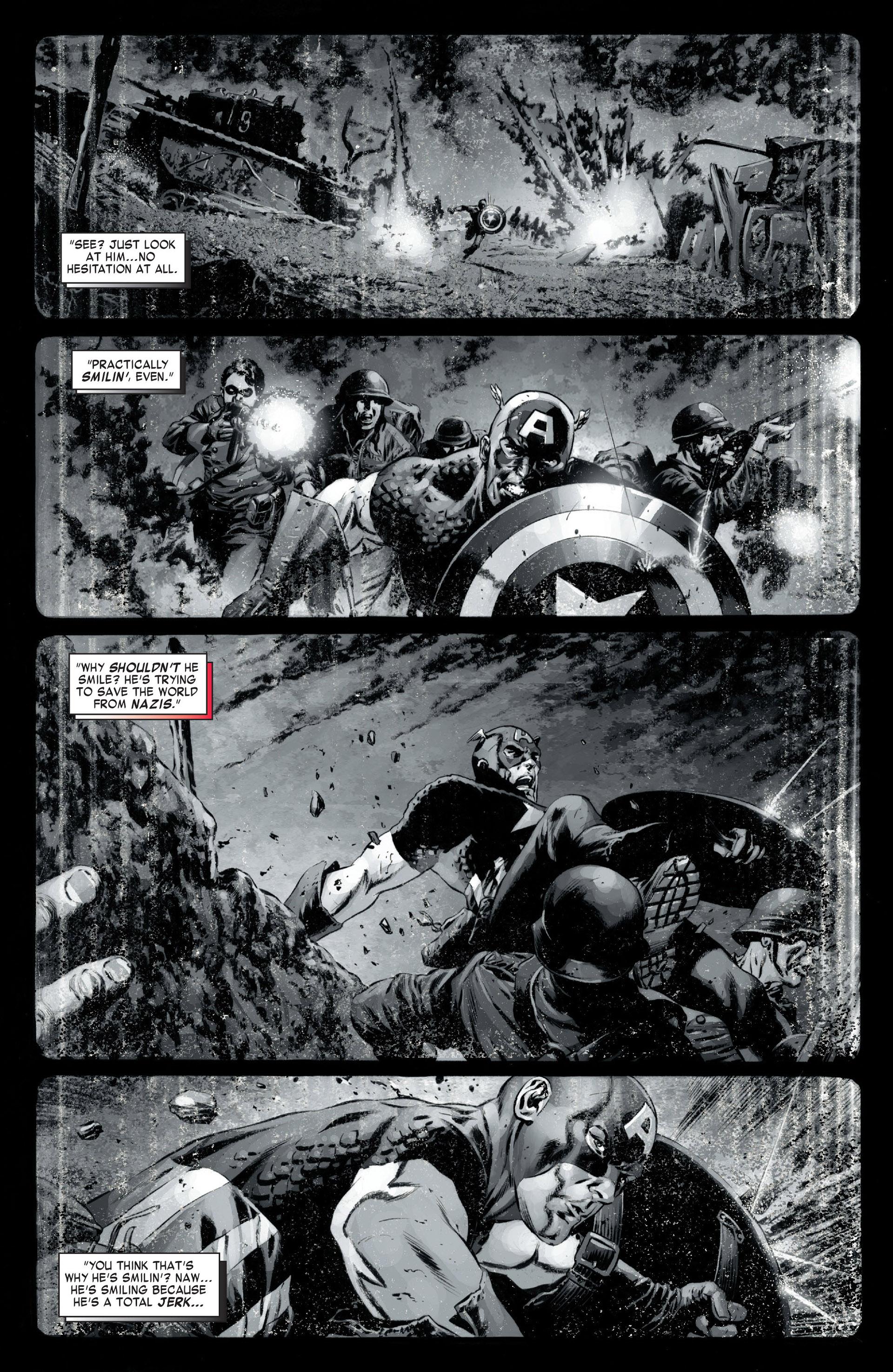 Captain America (2005) Issue #15 #15 - English 2