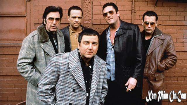 Truy Bắt Trùm Mafia