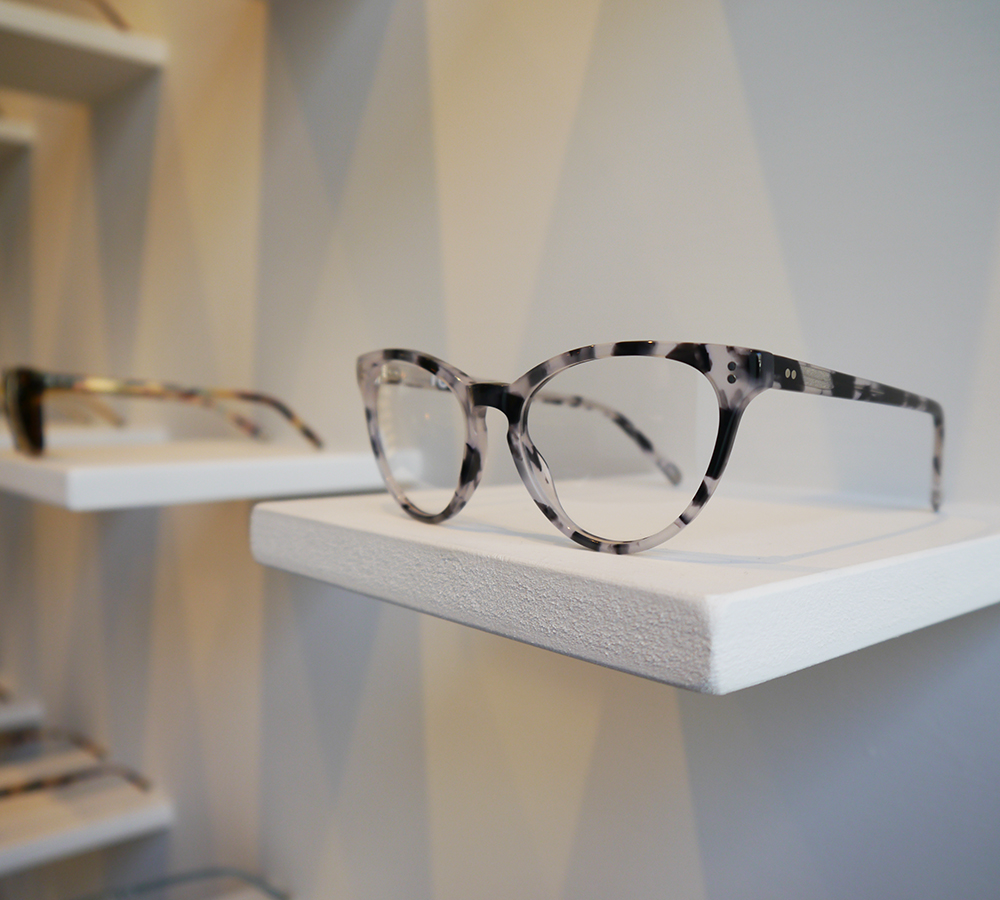 IOLLA, eyewear, affordable glasses, Muir frame, Glasgow, show room, Finnieston, blogger favourite